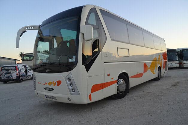 Bus Viajes Rusadir