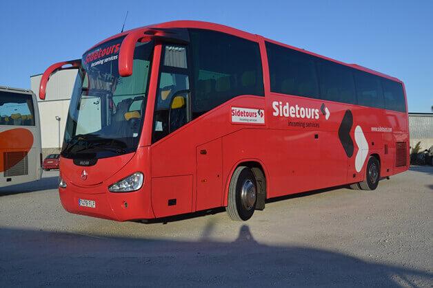 Bus SIdetours
