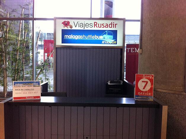Oficina Aeropuerto Málaga
